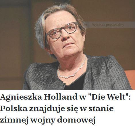 agnieszkaHolland