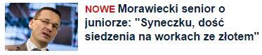 morawieckiSenior
