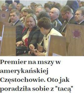 premierNaMszy