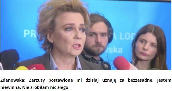 zdanowska