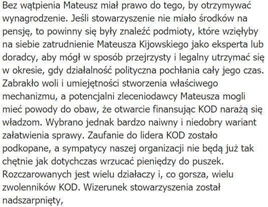 Kijowski I Kod Muszą Zdać Egzamin Bo To Egzamin Z Historii